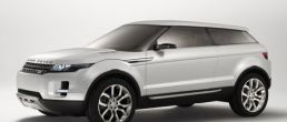 Range Rover LRX confirmed for production
