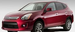 2010 Nissan Rogue Krom edition unveiled