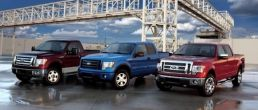 Top 10 truck sales in the middle of recession