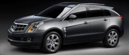 2010 Cadillac SRX priced and coming this summer