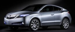 2010 Acura ZDX concept hints at upcoming model