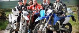 UK police hunt offroaders with dirtbike cops