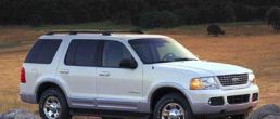 2002-2005 Ford Explorer and Mercury Mountaineer recalled