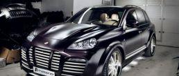 Porsche Cayenne gets MAFF tuning in Romania