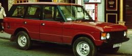 History of the Range Rover Classic (1970-1996)