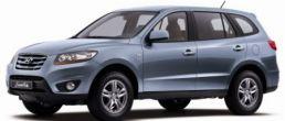 2010 Hyundai Santa Fe facelift and upgrades