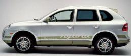 Porsche Cayenne Hybrid S coming as 2011 model