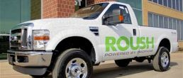Roush offers propane-powered Ford F-Series trucks