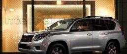 2010 Lexus GX Toyota Prado twin leaked