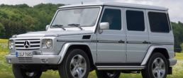 Mercedes-Benz G-Class sales up 139% in Middle East