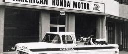 Honda celebrates 50 years in America