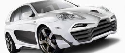 Porsche Cayenne with Russian Status