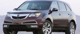 2010 Acura MDX gets major facelift