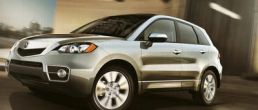 2010 Acura RDX first photo leaked