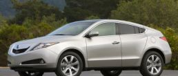 2010 Acura ZDX official U.S. debut
