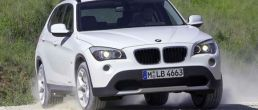 2010 BMW X1 production-version revealed