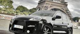 2010 Porsche Cayenne Turbo Balrog luxury tuning