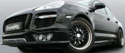 Porsche Cayenne Diesel tuned by Cargraphic