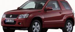 Suzuki Grand Vitara gets economical UK model