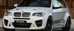 BMW X5 G-Power Typhoon RS goes even faster