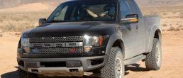 Ford F-150 SVT Raptor wanted by U.S. Border Patrol