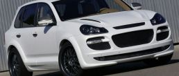 Porsche Cayenne gets new Gemballa kit