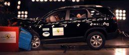 2010 Hyundai Sorento earns 5-star Euro crash rating
