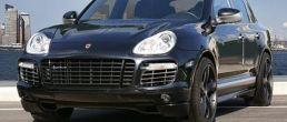 Porsche Cayenne pre-facelift Hofele kit