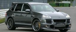 SpeedART tunes Porsche Cayenne Diesel