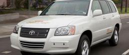Toyota Highlander fuel-cell hybrid gets 431-mile range