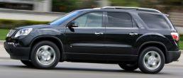 GMC Acadia to get Denali model in 2010