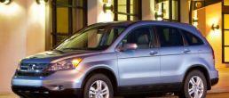 2010 Honda CR-V gets facelift and power