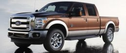 2011 Ford F-Series Super Duty revealed