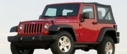 2007-2008 Jeep Wrangler recall over sensor