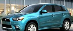 2011 Mitsubishi RVR breaks cover early