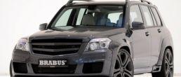 BRABUS GLK V12 is fastest Mercedes-Benz SUV