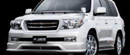 Toyota Land Cruiser body kits by Jaos