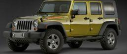 Chrysler recalls Jeep Wrangler & Compass