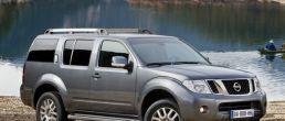 2011 Nissan Pathfinder diesel debuts in Europe