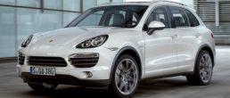 2011 Porsche Cayenne unveiled