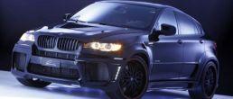LUMMA Design reveals the BMW CLR X650 M