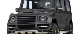 Mercedes Benz G55 AMG modified by MANSORY
