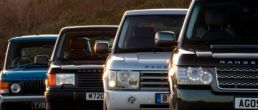 History of the Range Rover (1970-2010)
