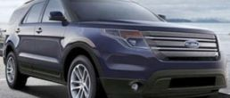 2012 Ford Explorer debuting in early 2011