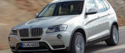2011 BMW X3 released with two engines