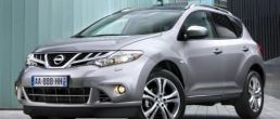 2011 Nissan Murano gets facelift in Europe