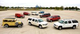 History of the Chevrolet Suburban (1936-2011)