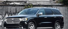 2011 Dodge Durango makes early debut