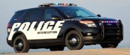 2012 Ford Explorer Police Interceptor Utility debuts
