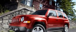 Jeep Patriot 2011 facelift and better interior
